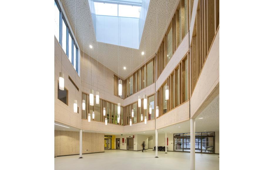 Ickburgh School  Avanti Architects