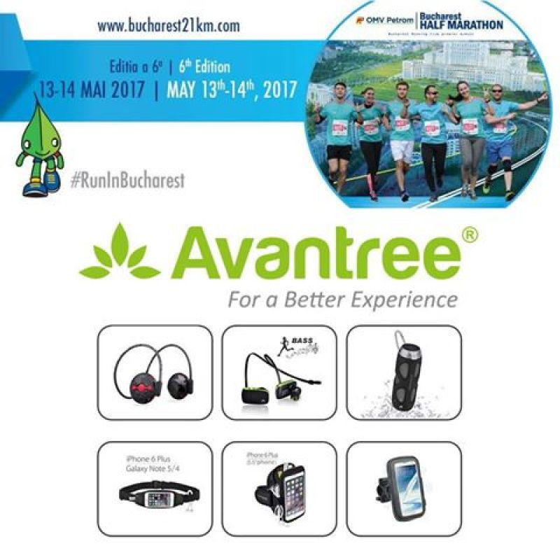 avantree bucharest half marathon sport