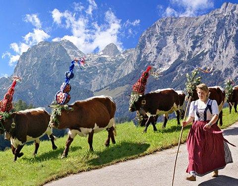 Los Encantos de Baviera y el Tirol