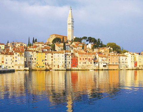 Maravillas de Eslovenia y Península de Istria