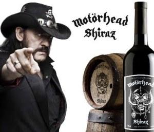 Quieres probar vinos de Motorhead en la Cata de Leyendas???
