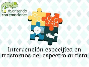 Image of Intervención específica en TEA