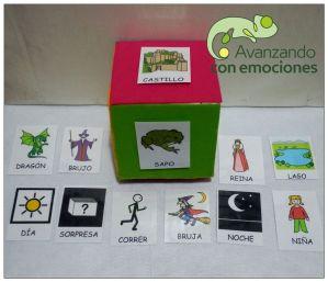 Image of Pack Story cube adaptado