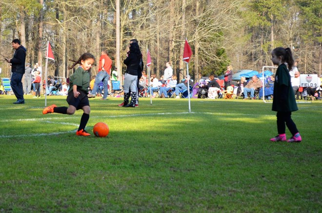 Ava's Soccer Story