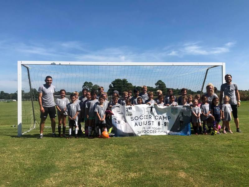 Jata Soccer Camp