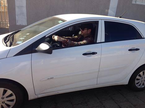 Uber começa a operar em Avaré