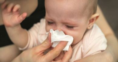 Cuidados básicos podem evitar a gripe nas crianças