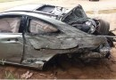 Motorista causa acidente, abandona carro e foge