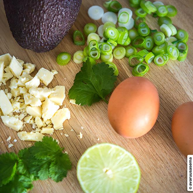 Huevos rancheros, © avaruusasema.com