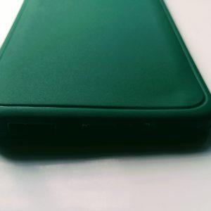 Premium High Quality Back Cover for Mi Redmi 9A, Mi Redmi 9i - Green Colour