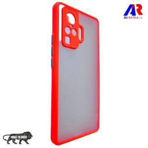 Realme X50 Pro Max Back Cover Hard Case Smoke Cover (Red Green colour smoke cover)- Buy Realme X50 Pro Smoke Cover and Cases Online India - Premium High Quality Smoke Back Cover
