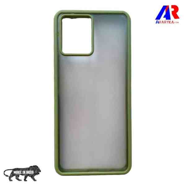 Realme 8 / Realme 8 Pro Smoke Back Cover For Xiaomi (Green Colour)- Buy Realme 8 / Realme 8 Pro Back Cover Smoke Cover and Cases Online India - Premium High Quality Smoke Back Cover by Avaryka.com