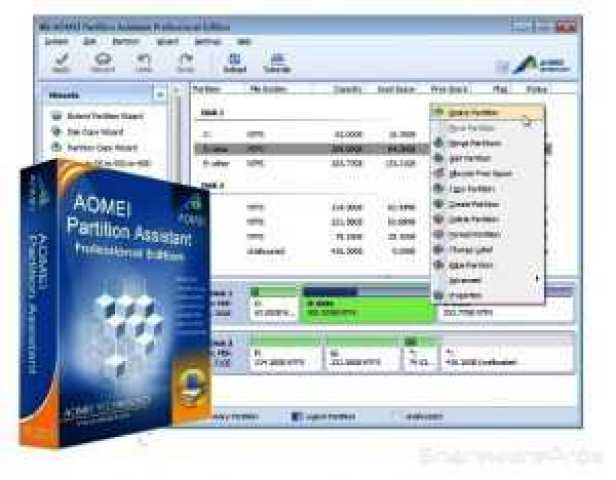AOMEI Partition Assistant 8.1.0 Crack + Serial Key Download 2019
