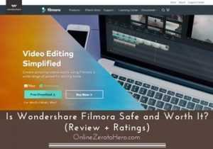 Wondershare Filmora 9.1.3.22 Crack + Licence Key Full Download 2019