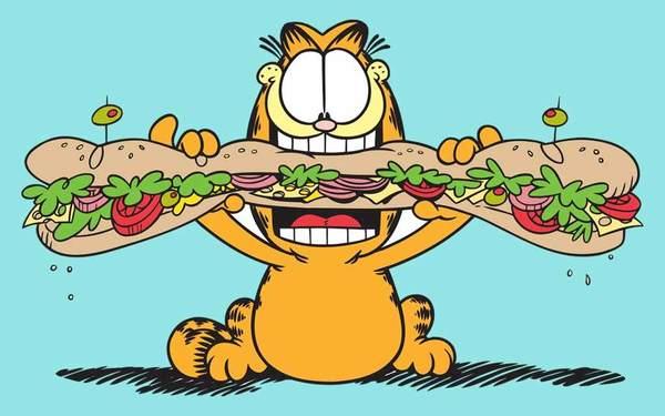 Today On Garfield Comics By Jim Davis GoComics