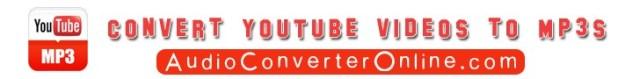 audio converter online