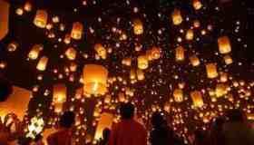 Lễ hội đèn trời quốc tế Đà Nẵng 2019