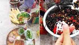 Theo chân dân ăn vặt dạo quanh Đà Nẵng - Hội An