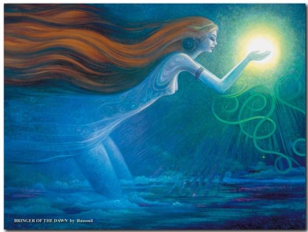Divine Feminine Energy