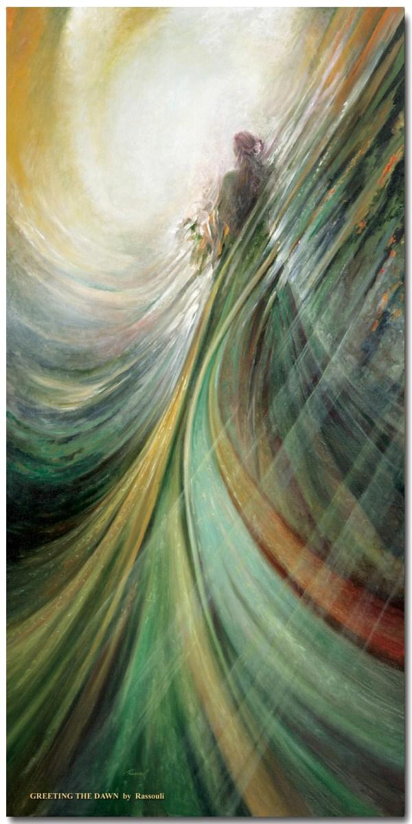 Mystical Spiritual Paintings