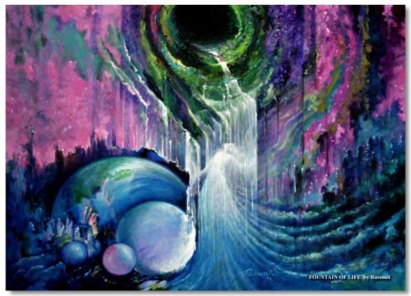 Spiritual Paintings Mystical Arts Visionary Artist