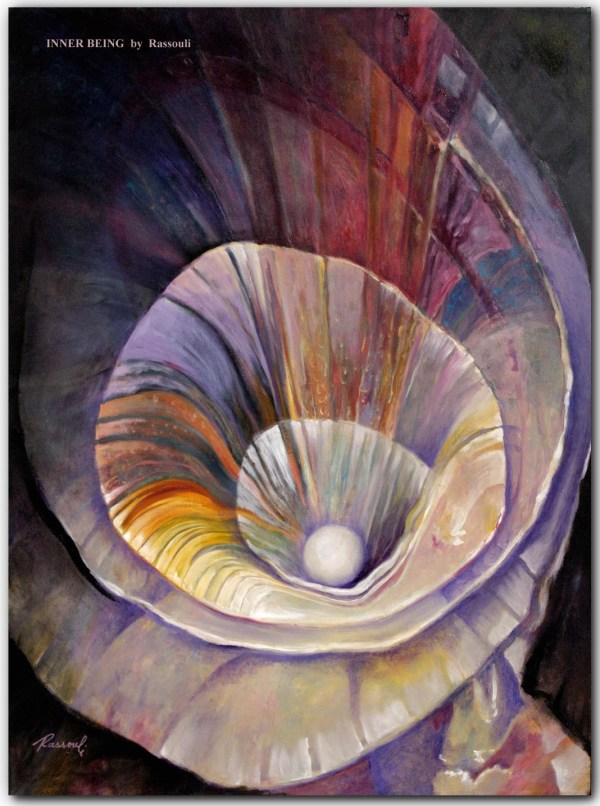 Surrealistic Abstract Art And Surreal Painting Rassouli