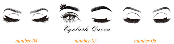 CUSTOMIZE  YOUR EYELASHES LOGO