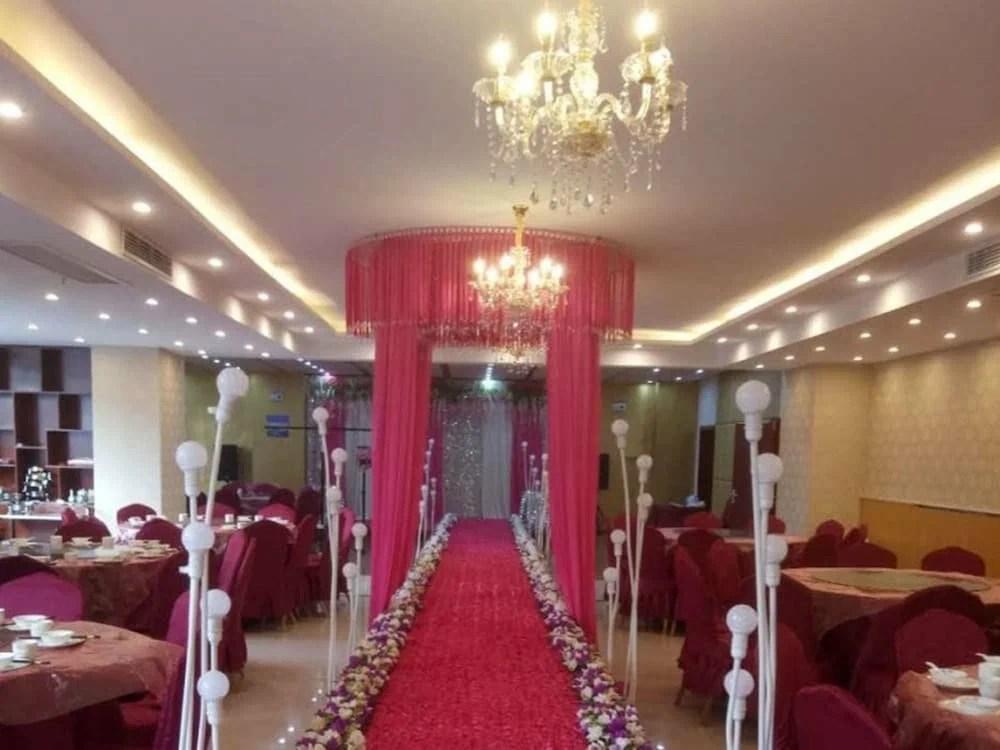 Hotel Greentree Inn Anhui Luan Huoshan Economic Development