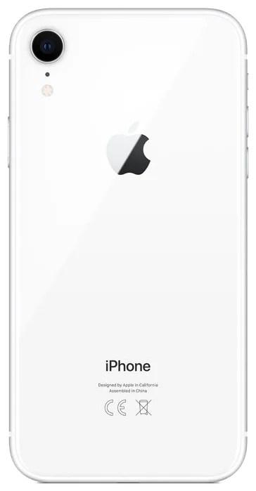 Смартфон Apple iPhone Xr 128GB — купить по выгодной цене