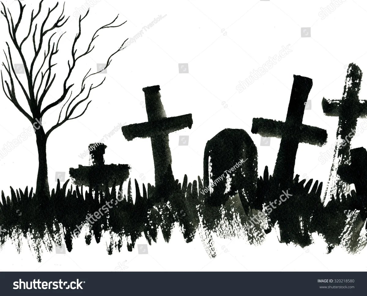 hight resolution of  cemetery clipart monoart graveyard clipart cemetery or gr