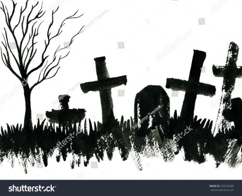 small resolution of  cemetery clipart monoart graveyard clipart cemetery or gr