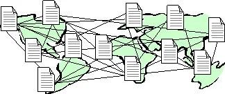 Wereldwijde internetstructuur: Geschiedenis van uiterlijk en ontwikkeling - afbeelding 24