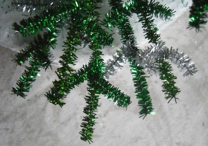 How to make a big Christmas tree with your own hands: ideas and master classes