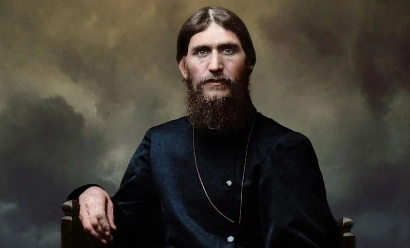 For det som drepte Gregory Rasputin