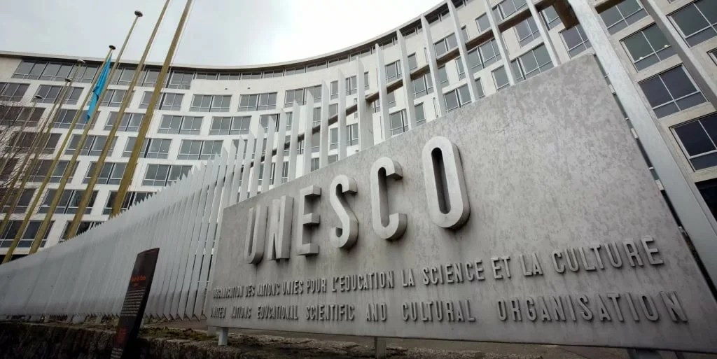 Hình ảnh từ các nguồn mở. Trụ sở của UNESCO ở Paris
