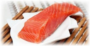 How to learn at home to salt salmon