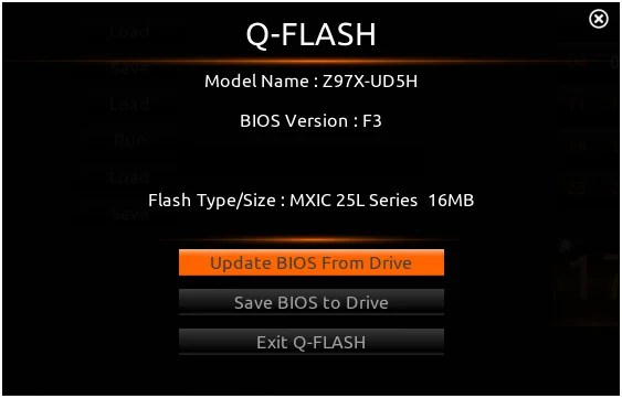 3 Plăci de calculator simple BIOS BIOS Update