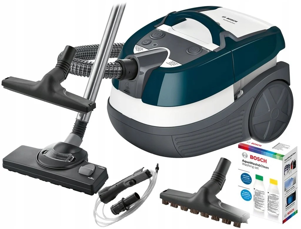 Bosch BWD41720 in the rating of vacuum cleaners 2021