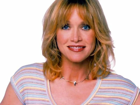 Tanya Roberts, photo from open sources