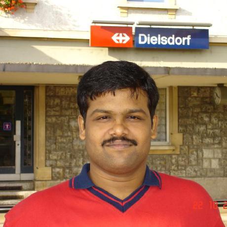 venkatvsid Venkatachalam Veerabagu Subramanian  GitHub