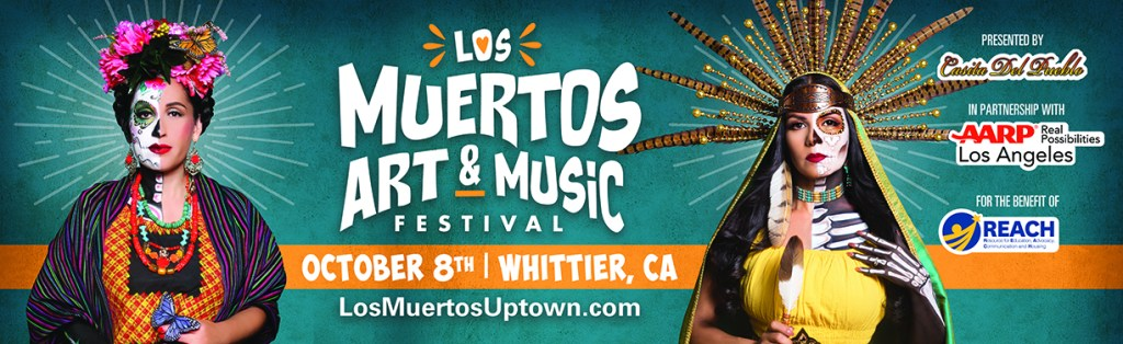 Los Muertos Art & Music Festival