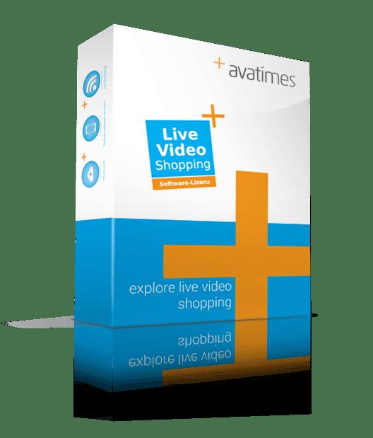 Software für Live Video Shopping