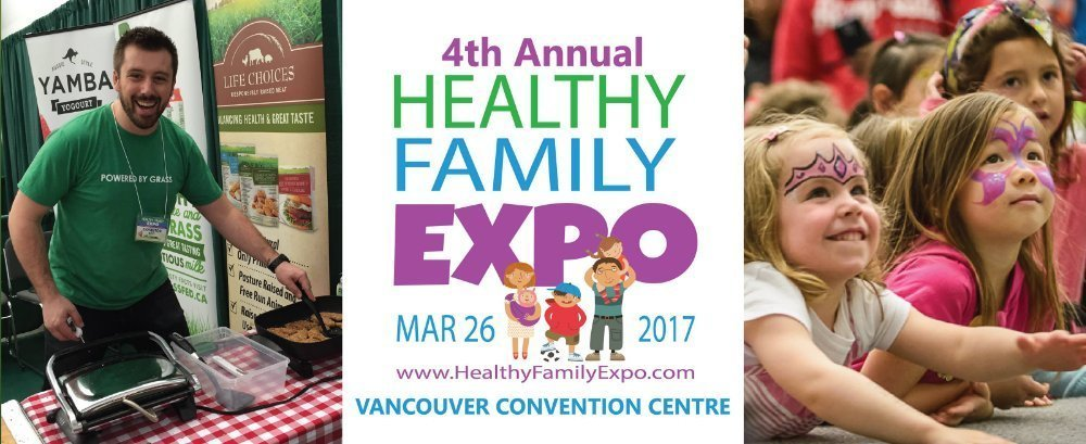 Healthy Family Expo Inspiring Us To Get Involved