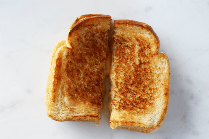 Top Secret Game Changing Grown Up Grilled Cheese Sandwich 1