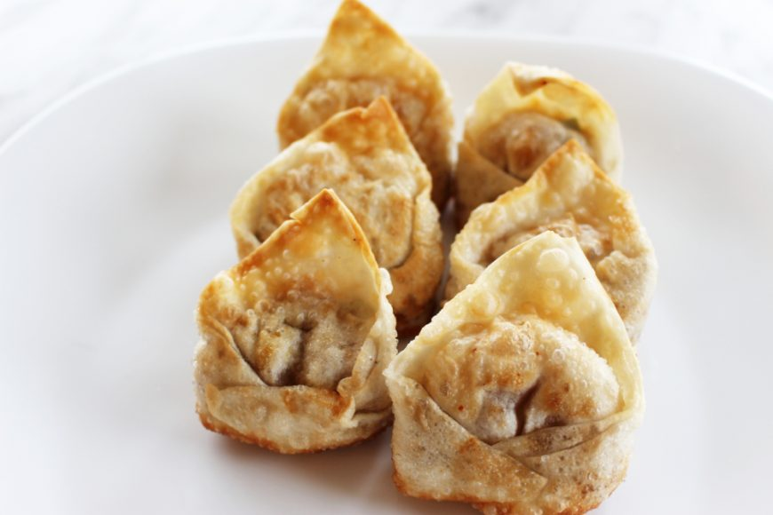 "This Recipe Will Have You ""Wonton"" More!"