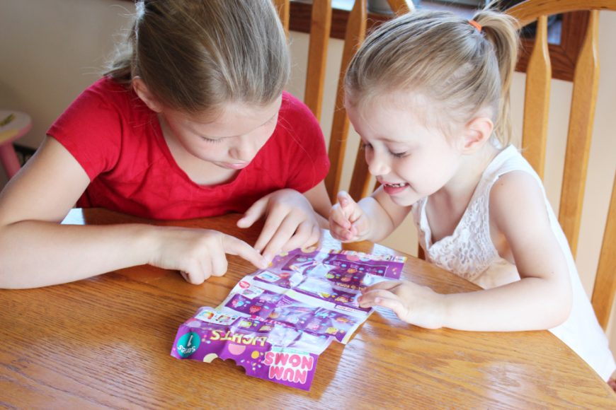 Fun Scented Playtime Combo's with Num Noms