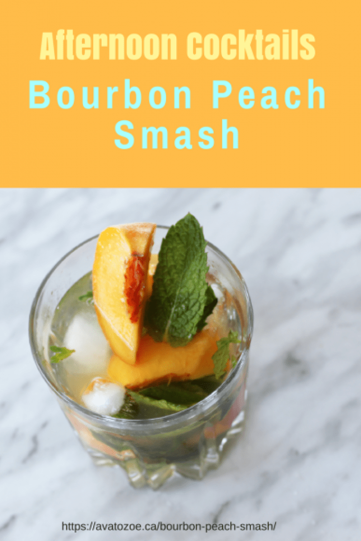 Peach Smash Pinterest Image