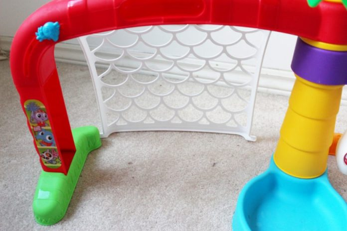 Indoor Sports Fun Perfect For A Happy Toddler! 1
