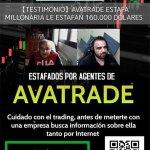 【TESTIMONIO】AVATRADE ESTAFA MILLONARIA LE ETAFAN 160.000 DÓLARES