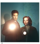 The cast of the X-Files